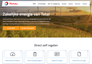 Total Gas and Power NL