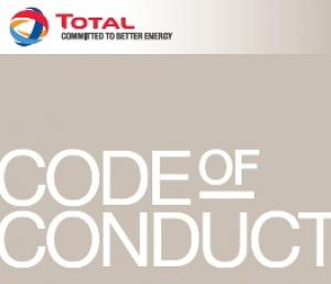 Code of conduct TOTAL M&S