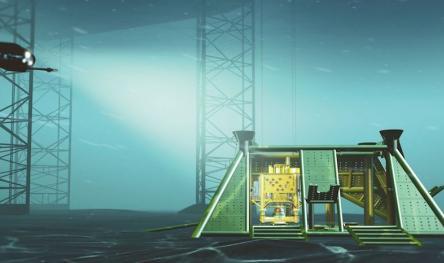 Onderzees productiesysteem K4-Z